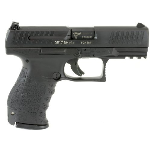 Walther PPQ M2 9mm with two 15 round mags MFR#: 2796066 UPC: 723364200021 2