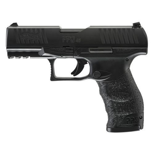 Walther PPQ M2 45acp with two 12 round mags MFR#: 2807076 UPC: 723364209352