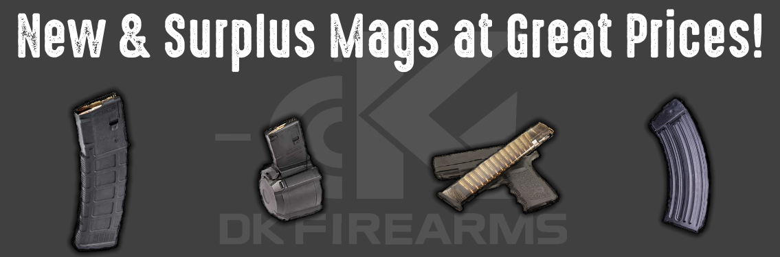New & Surplus Mags at Great Prices