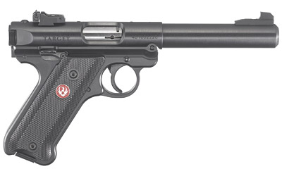 Ruger Mark IV Target Blued 22LR