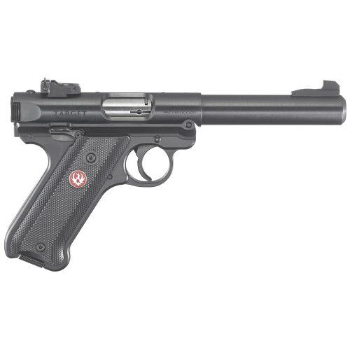 Ruger Mark IV Target Blued 22LR 1