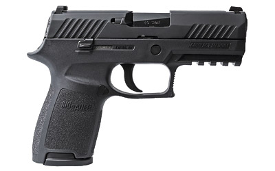 SIG Sauer P320 Sub Compact 9mm Rail Night Sights
