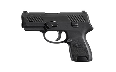 SIG Sauer P320 Sub Compact 40sw Contrast Sights, with two 10 round mags