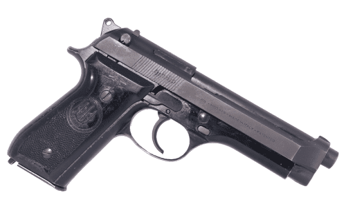 Surplus Beretta 92S 9mm Excellent to Very Good Condition 2