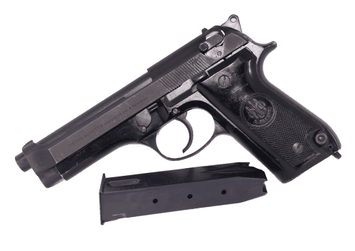 Surplus Beretta 92S 9mm Excellent to Very Good Condition 4