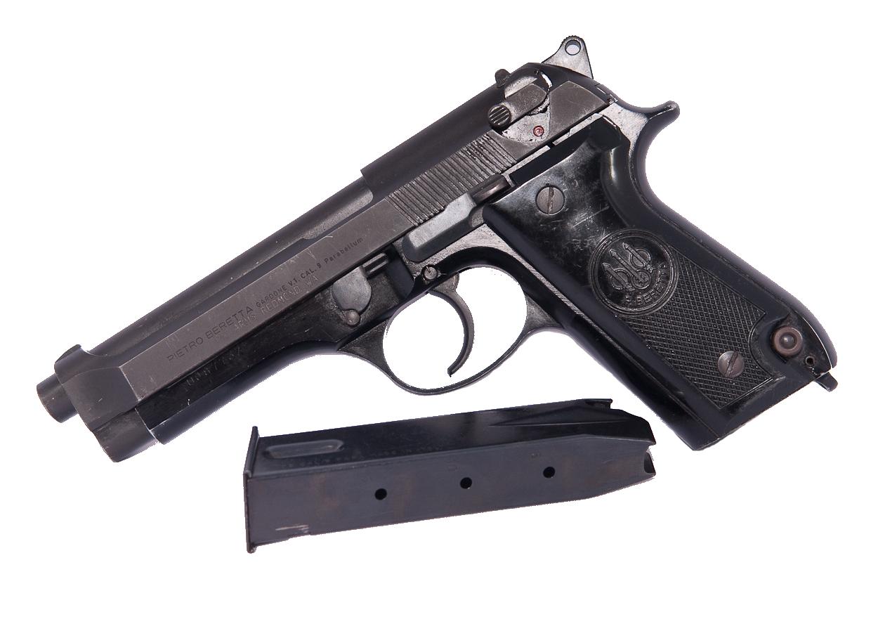 Surplus Beretta 92S 9mm · For Sale · 92S Police Trade In · DK Firearms