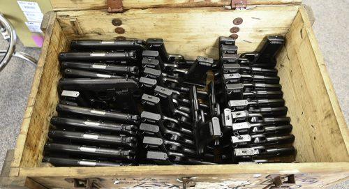 Surplus Yugo M57 TT Tokarev 7.62×25 Crate