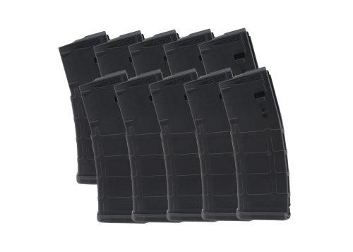Magpul PMAG MOE M2 AR15 5.56 30 round Black 10 Pack