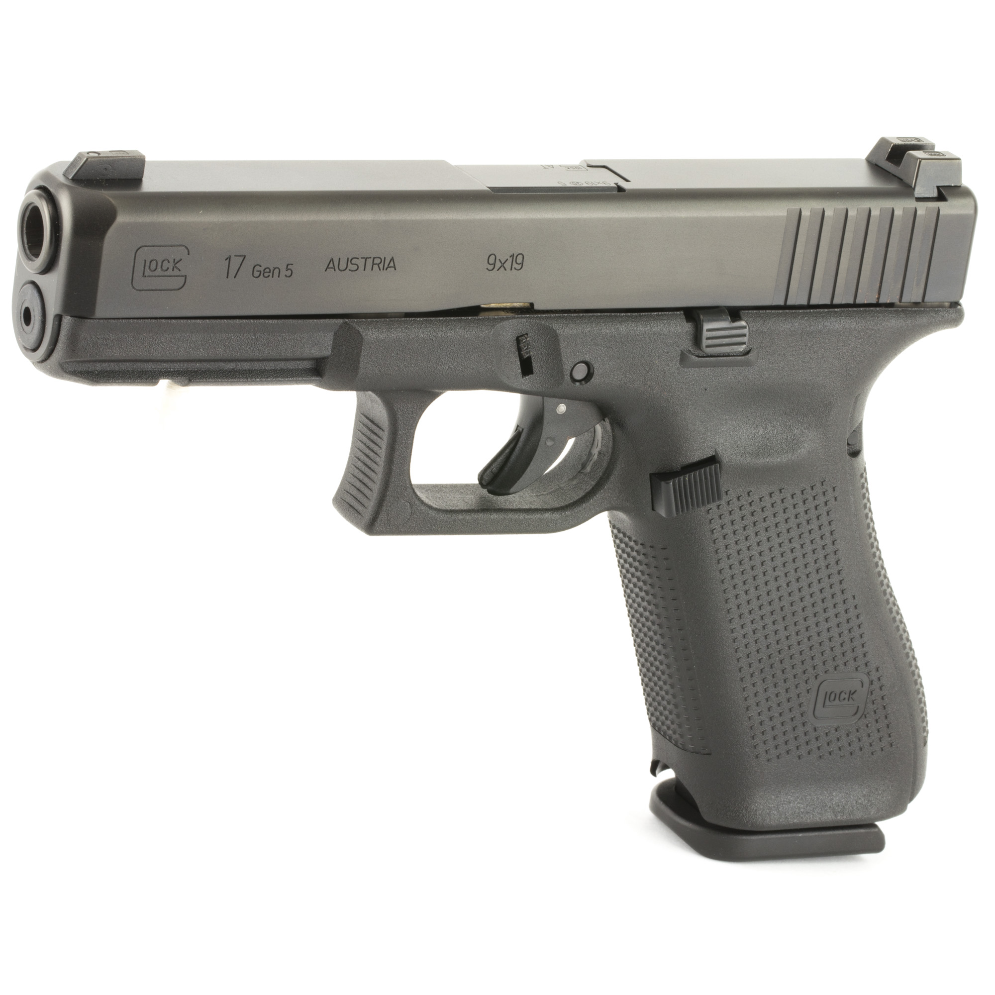 Glock 17 GEN 5 9mm Glock Night Sights 2