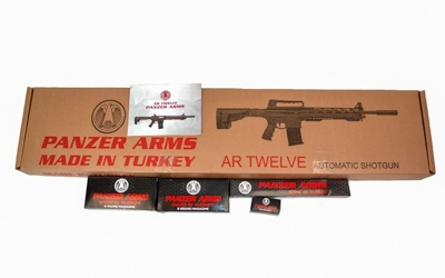 Panzer Arms AR-12 Shotgun AR Twelve 12ga 2
