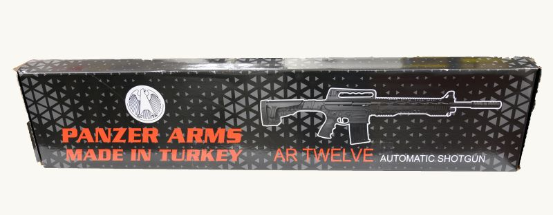 Panzer Arms AR-12 Shotgun AR Twelve 12ga · 12 gauge · DK Firearms