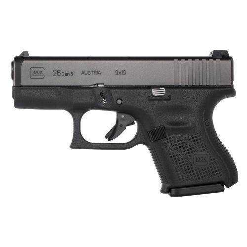 Glock 26 GEN 5 9mm