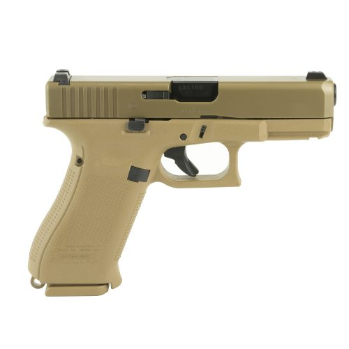 Glock 19X 9mm Glock Night Sights 1