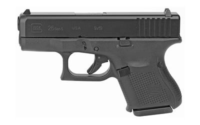 Glock 26 GEN 5 9mm with three 10 round mags