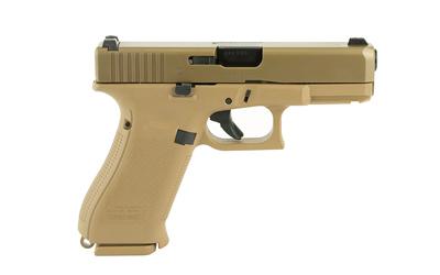 Glock 19X 9mm Glock Night Sights 2