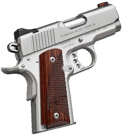 Kimber Stainless Ultra Carry II 45acp 1911