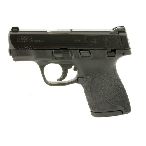 S&W M&P 40 Shield M2.0 40sw Manual Thumb Safety