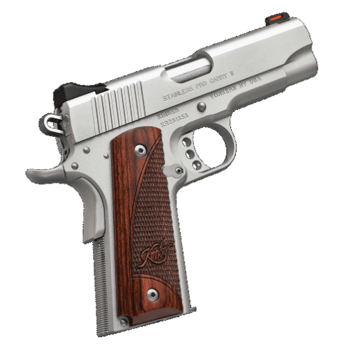 Kimber Stainless Pro Carry II 45acp 1911