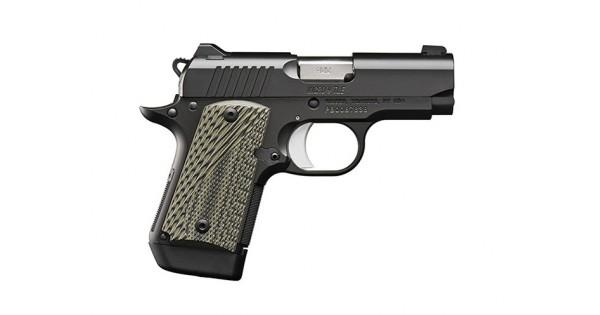 Kimber Micro 9 TLE 9mm · DK Firearms