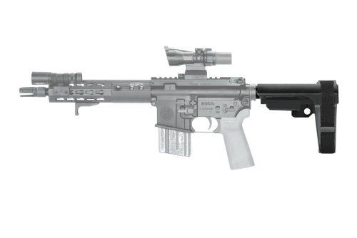 AR 15 Pistol Stabilizing Braces