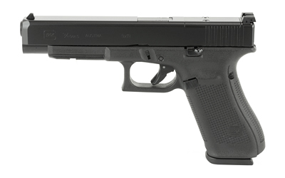 Glock 34 GEN 5 MOS 9mm with three 17 round mags