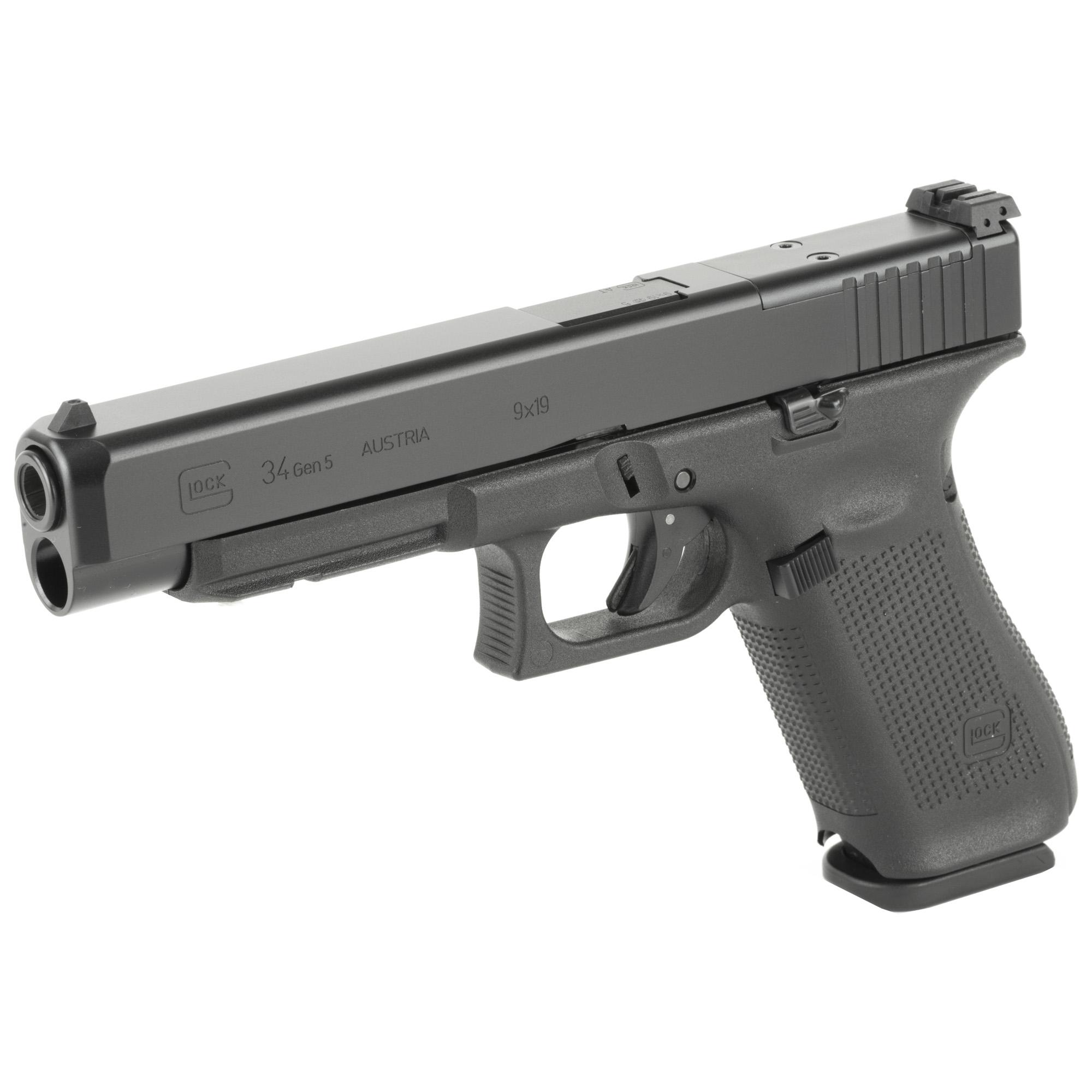 Glock 34 GEN 5 MOS 9mm · DK Firearms