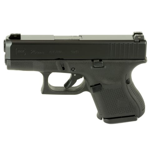 Glock 26 GEN 5 9mm Glock Night Sights