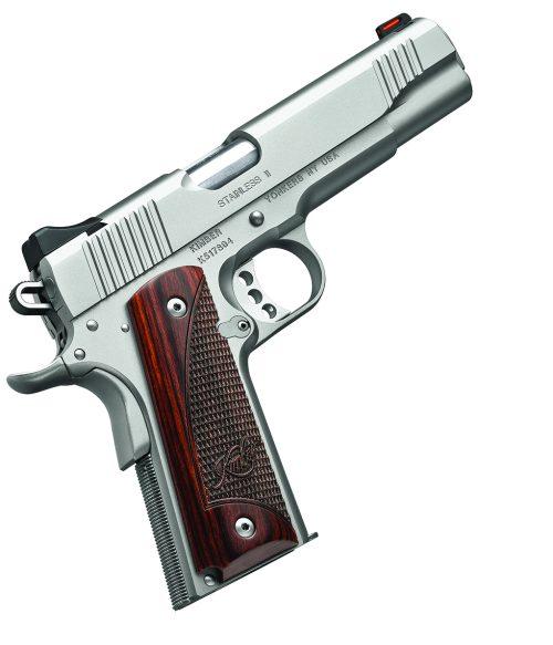 Kimber Stainless II 45acp