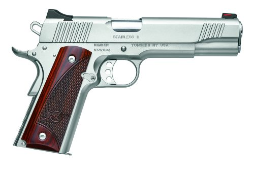 Kimber Stainless II 45acp 1