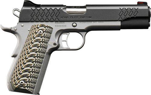 Kimber Aegis Elite Custom 45acp 1