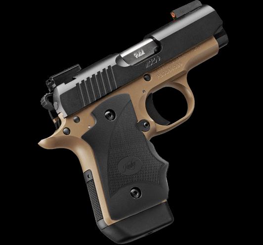 Kimber 3300193 Micro 9 Stainless Dn Pistol: Kimber Micro 9 Desert Night (DN) 9mm · 3300197 · DK Firearms