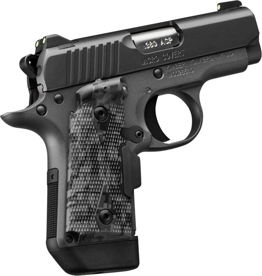 Kimber 9mm Micro 9 Stainless Tfx Pr: Kimber Micro 9 Covert 9mm · 3300187 · DK Firearms