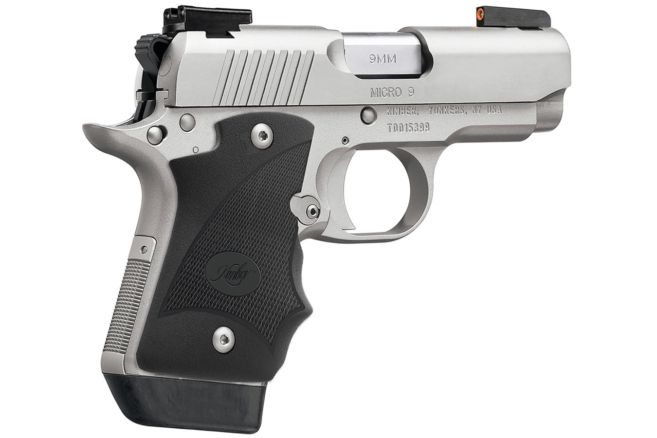 Kimber Micro 9 Stainless (DN) 9mm · DK Firearms