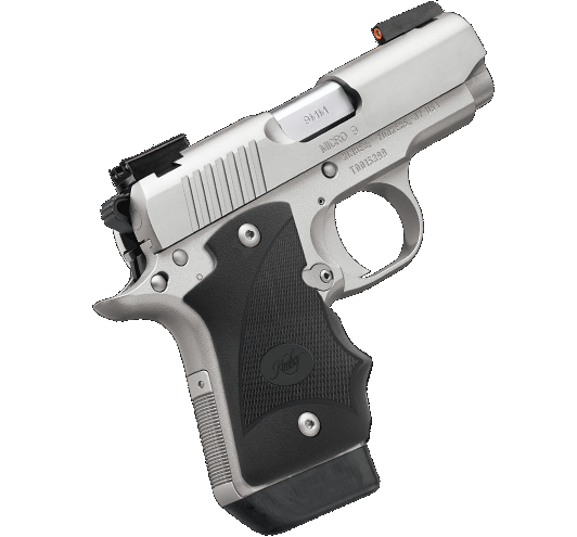 Kimber Micro 9 Stainless (DN) 9mm · 3300193 · DK Firearms