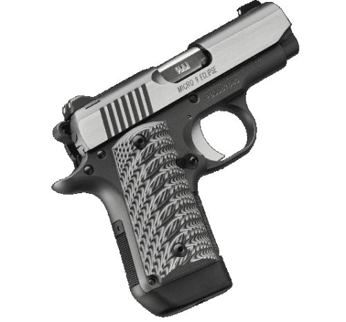 Kimber Micro 9 Eclipse 9mm