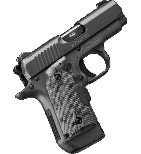 Kimber Micro 9 Covert 9mm Crimson Trace Laser Grip