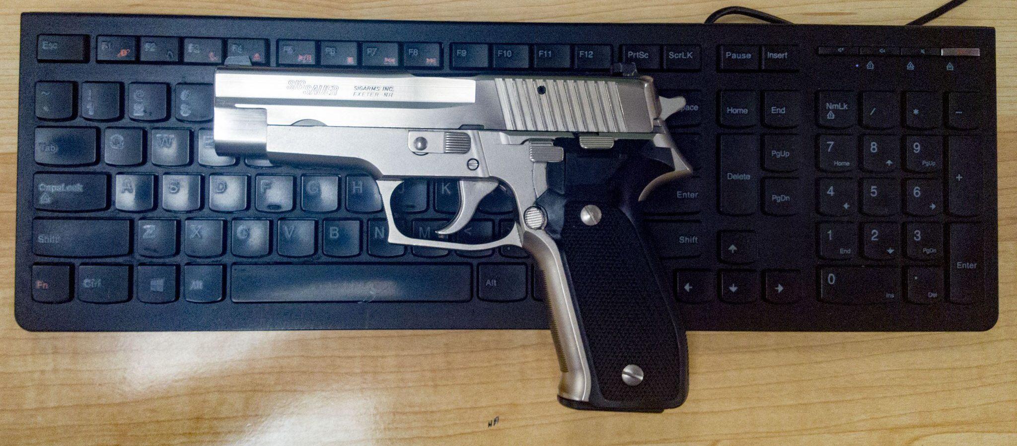 How to buy a gun online 1