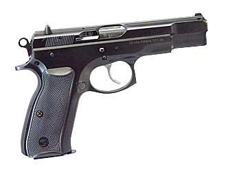 CZ 75B 9mm 91102
