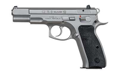CZ 75B Matte Stainless 9mm