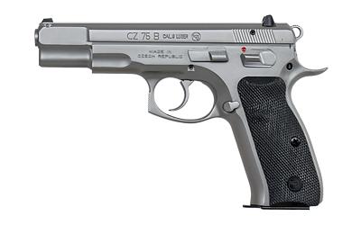 CZ 75B Matte Stainless 9mm