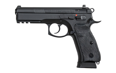 CZ 75 SP-01 9mm Manual Safety