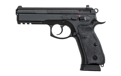 CZ 75 SP-01 9mm Manual Safety