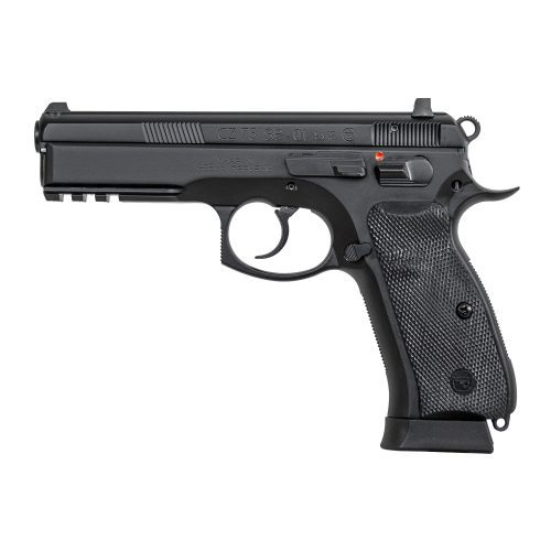 CZ 75 SP-01 9mm Manual Safety 91152