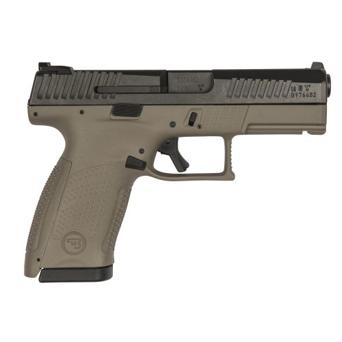 CZ P-10 C 9mm FDE 91521 806703915210