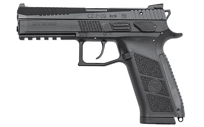 CZ P-09 9mm Black