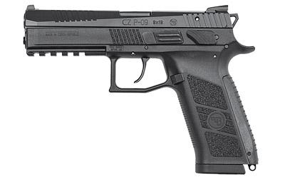 CZ P-09 9mm Black