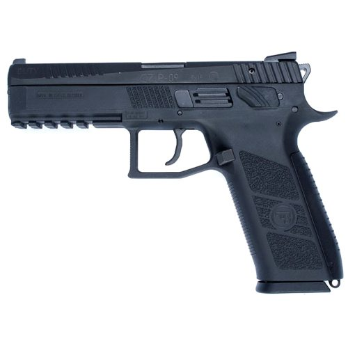CZ P-09 9mm Black 91620