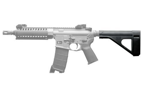 SB Tactical SOB Pistol Stabilizing Brace 2