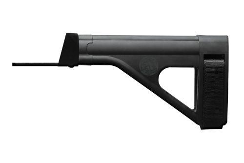 SB Tactical SOB47 Pistol Stabilizing Brace, Black 1