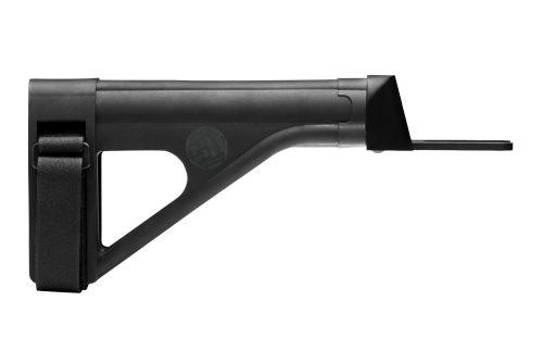 SB Tactical SOB47 Pistol Stabilizing Brace, Black
